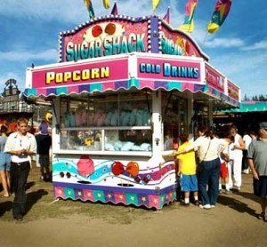 Making Money By Going To A Carnival