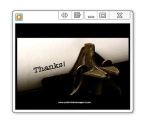 The Attitude of Gratitude Subliminal Video